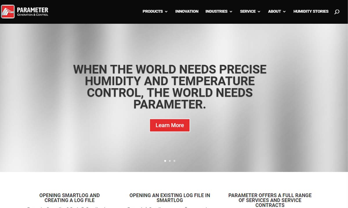 Parameter Generation & Control, Inc.